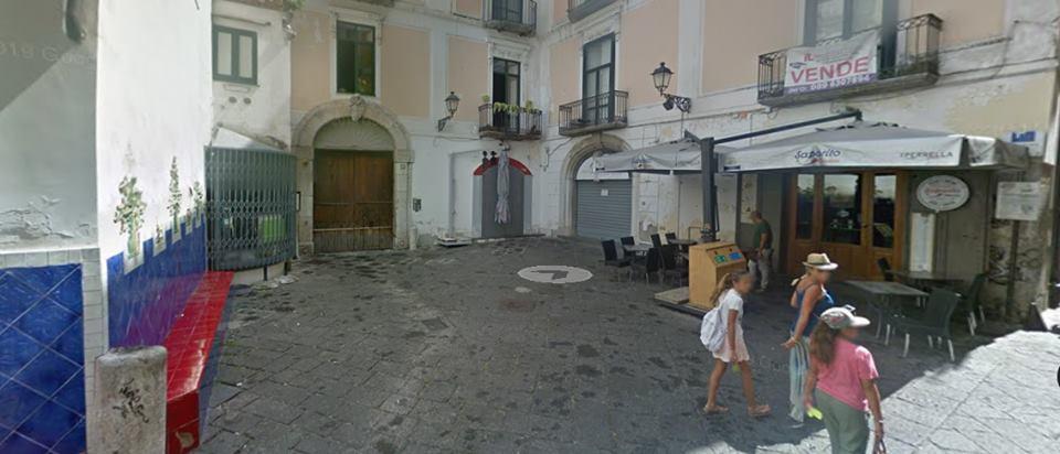 Salernostory - Piazzetta Elina