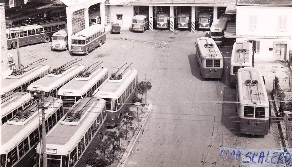 Salernostory - I bus di Salerno
