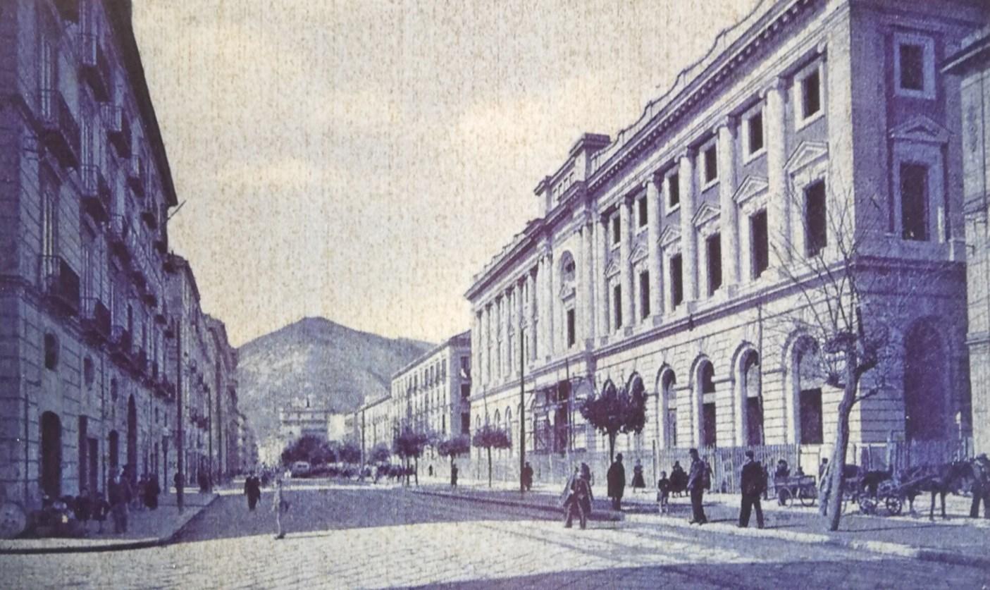 Salerno, 1938 - Palazzo di Giustizia
