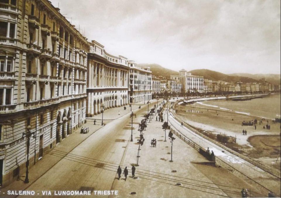 Salerno, 1940 - Lungomare Trieste