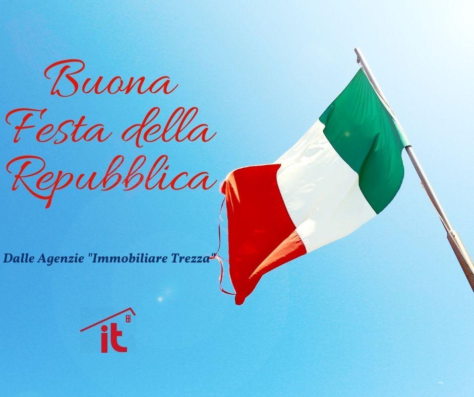 Buona Festa della Repubblica